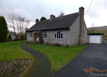 Thumbnail 4 bed detached bungalow for sale in Alston, Cumbria