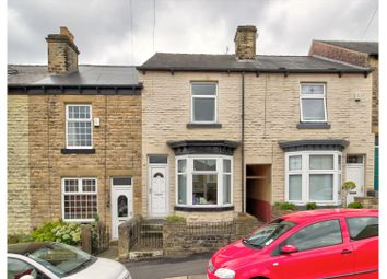Thumbnail 3 bed terraced house for sale in Garry Road, Hillsborough, Sheffield
