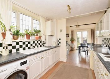 Thumbnail 4 bed bungalow for sale in Lancaster Road, Goring-By-Sea, Worthing, West Sussex
