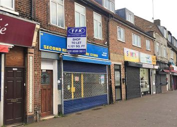 Thumbnail Retail premises for sale in Broad Street, Dagenham