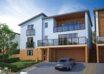 "Thumbnail 5 bedroom detached house for sale in ""The Beaufort"" at New Road, Teignmouth"