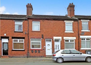 Thumbnail 2 bedroom terraced house for sale in Langley Street, Basford, Stoke-On-Trent