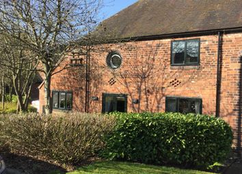 Thumbnail 3 bed barn conversion for sale in Old Hall Court, Aldridge