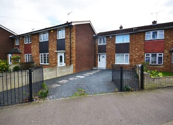 Thumbnail 2 bed terraced house for sale in Godman Road, Grays