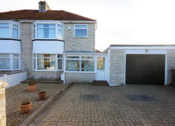 Thumbnail 3 bed semi-detached house for sale in Broughton Crescent, Wyke Regis, Weymouth