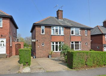 Thumbnail 3 bed semi-detached house for sale in Hollythorpe Road, Norton Lees, Sheffield