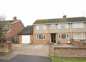 Thumbnail 4 bed semi-detached house for sale in Fullwell Road, Bozeat, Wellingborough