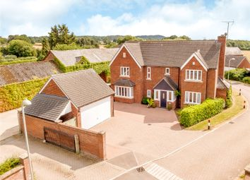 Thumbnail 4 bed detached house for sale in Hall Farm Grange, Ruyton Xi Towns, Shrewsbury