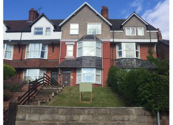 Thumbnail 9 bed terraced house to rent in Cambrian View ( Whipcord Lane), Chester