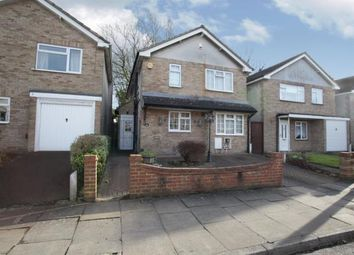 Thumbnail 3 bed detached house for sale in Newbury Close, Luton, Bedfordshire, Challney