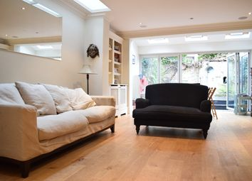 Thumbnail 4 bed town house to rent in Masbro Road, Brook Green, London