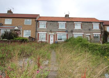 Thumbnail 2 bed terraced house for sale in The Avenue, Seaham, County Durham