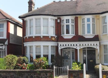 Thumbnail 3 bed property for sale in Riverway, Palmers Green, London