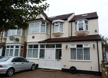 Thumbnail 7 bed end terrace house for sale in Queenborough Gardens, Gants Hill