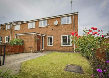 Thumbnail 2 bed end terrace house for sale in Greytown Close, Salford
