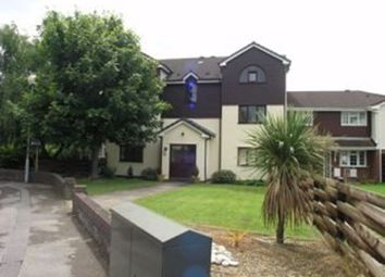 Thumbnail 2 bed flat to rent in Haxby Court, Felbridge Close, Cardiff Bay