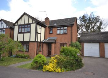 Thumbnail 4 bedroom detached house to rent in Excelsior Gardens, Duston, Northampton
