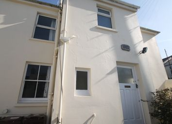 Thumbnail 4 bed cottage for sale in Marina Terrace, Plymouth