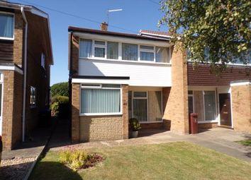 Thumbnail 3 bed semi-detached house for sale in Park Avenue, Duston, Northampton, Northamptonshire