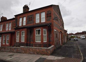 Thumbnail 2 bed flat for sale in Sherlock Lane, Wallasey