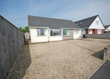 Thumbnail 3 bed detached bungalow for sale in Allenstyle View, Yelland, Barnstaple