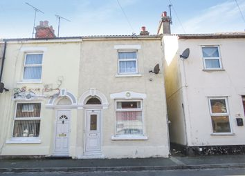 Thumbnail 2 bed end terrace house for sale in Parkeston Road, Parkeston, Harwich