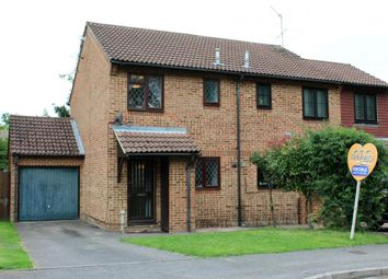 Thumbnail Semi-detached house for sale in Marlborough View, Farnborough