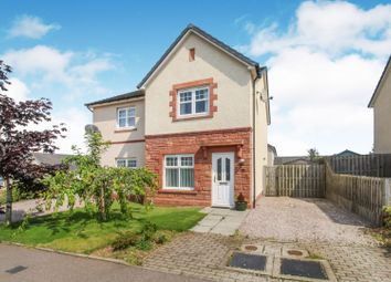 Thumbnail 3 bed semi-detached house for sale in Grassic Gibbon Gardens, Laurencekirk