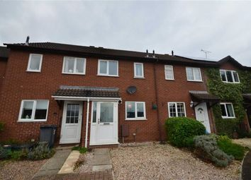 Thumbnail 2 bed terraced house for sale in Peart Close, Swallow Park, Gloucester