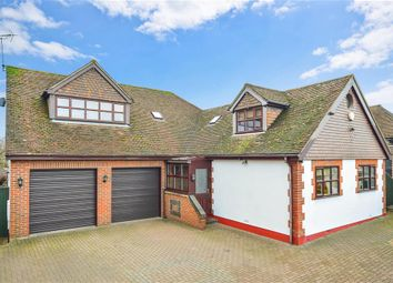 Thumbnail 5 bed detached house for sale in Herne Bay Road, Whitstable, Kent