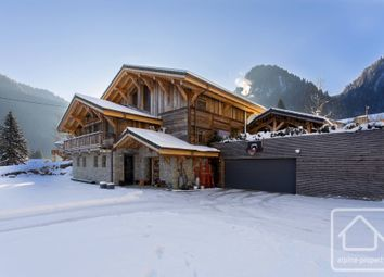 Thumbnail 6 bed chalet for sale in Saint Jean D'aulps, Haute Savoie, France, 74430