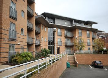 Thumbnail 2 bed flat for sale in Manor House Drive, Coventry