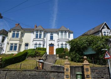Thumbnail 4 bed end terrace house for sale in Cardiff Road, Bargoed