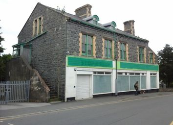 Thumbnail Retail premises for sale in Village Road, Llanfairfechan
