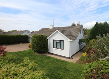 Thumbnail 3 bed detached bungalow for sale in Tregurthen Road, Camborne