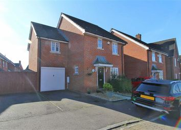 Thumbnail 3 bedroom link-detached house to rent in Cranbourne, Westcroft, Milton Keynes