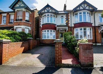 Thumbnail 3 bed semi-detached house for sale in Franklin Road, Gillingham, Kent
