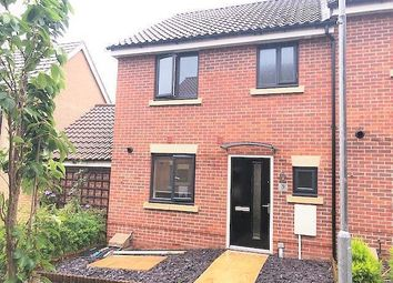 Thumbnail 3 bed property to rent in Cecil Sparkes Walk, Norwich