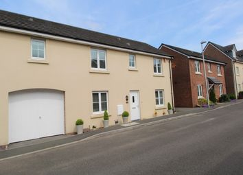 Thumbnail 4 bed semi-detached house for sale in Vaughan Crescent, Pontarddulais, Swansea