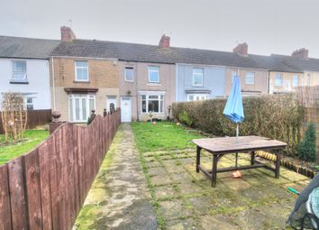 Thumbnail 3 bed terraced house for sale in Roseberry Terrace, Shildon, Durham