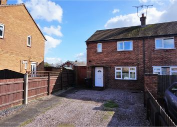 Thumbnail 3 bed end terrace house for sale in Aldford Road, Chester