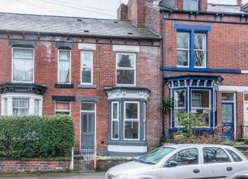 Thumbnail 2 bed terraced house for sale in Woodstock Road, Sheffield