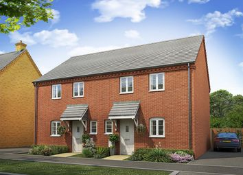 """Thumbnail 3 bed semi-detached house for sale in """"The Chester"""" at Lodge Road, Cranfield, Bedford"""