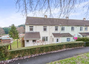 Thumbnail 3 bed end terrace house for sale in Elmhurst Estate, Batheaston, Bath