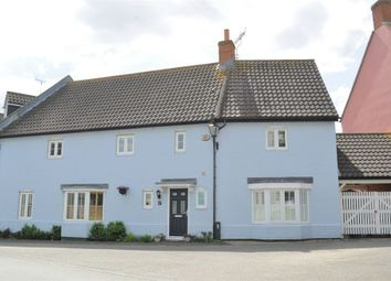 Thumbnail 4 bed semi-detached house for sale in Peers Square, Chancellor Park, Chelmsford, Essex