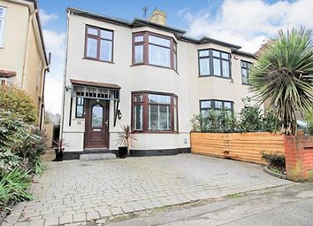 Thumbnail 4 bed semi-detached house for sale in Cranham Road, Hornchurch