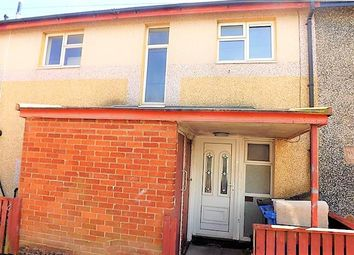 Thumbnail 3 bed terraced house to rent in Greenwood Crescent, Warrington