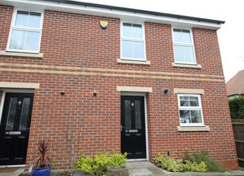 Thumbnail 3 bedroom terraced house for sale in Smedley Close, Aspley, Nottingham