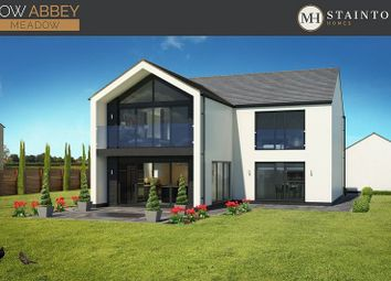 Thumbnail 4 bedroom detached house for sale in Plot 1 Low Abbey Meadow, Bay Horse, Lancaster