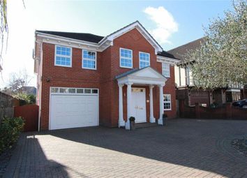 Thumbnail 5 bed detached house for sale in Hackamore, Benfleet